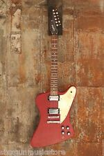 Epiphone Firebird Studio Limited Edition Custom Shop Guitar Cherry Red Satin