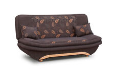 "DOUBLE BED Sofa Bed ""ELA"" COUCH SETTEE bonell springs polskie wersalki WERSALKA"