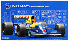 Fujimi GP05 F1 Williams FW14B - 1992 England/ Monaco/ Hungary GP 1/20 Scale Kit