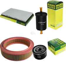 Mann-filter Set for Renault Megane I BA0/1_ 1.4 E & Eco Classic LA0/1