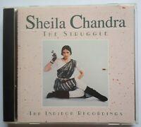 SHEILA CHANDRA the struggle US CD CAROLINE 1995