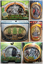 Rare Lord Of The Rings Armies of Middle-Earth, MiniMates, and ToyBiz - Lot of 14