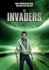 Invaders The Second Season 7 Discs (2009 DVD New)