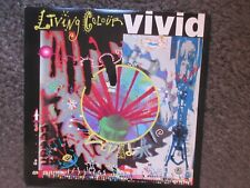 """Living Colour """"Vivid"""" 1988 Epic Nm/Nm- Promo Stamped """"Cult Of Personality"""" Oop!"""