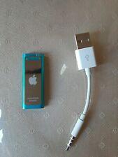 APPLE IPOD SHUFFLE 2GB BLUE (LIGHTLY USED)
