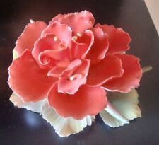 Moving Sale Red Flower Sculpture