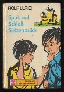 Spuk auf Schloß Siebenbrück – Rolf Ulrici  Kinderbuch Jugendbuch mit Inhaltsanga