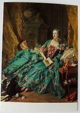 Schöne alte Ansichtskarte AK - Francois Boucher Madame Pompadour