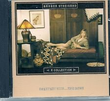 CD COMPIL 12 TITRES--BARBRA STREISAND--A COLLECTION GREATEST HITS AND MORE
