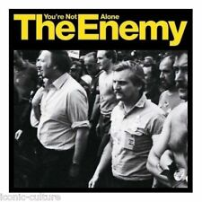"The Enemy - You're Not Alone - UK 2 track 7"" NEW"