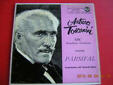 ARTURO TOSCANINI WAGNER PARSIFAL NBC SYMPHONY ORCHESTRA
