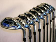 LEFT HANDED +2 LONG XL BIG IRON SET XXL TALL GOLF CLUBS