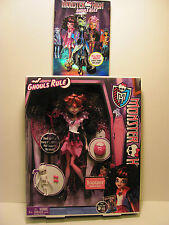 Monster High Ghouls Rule Draculaura and Ghoul Rule The  Movie 2012 New Release