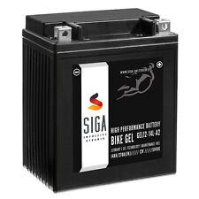 BIKE GEL Motorrad Batterie YB14L-A2 14Ah 12V 270A Motorradbatterie GEL12-14L-A2