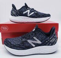 New Balance Rise v2 Knit Fresh Foam Running Shoes Black White Women's Size 6