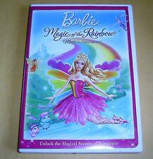 Barbie - Magic of the Rainbow DVD, Canadian