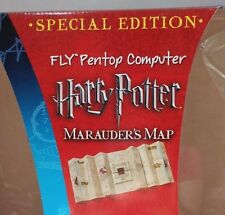 Special Edition Harry Potter Interactive Marauder's Map and FLY Pentop Computer