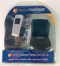 KONDOR Roadster Handsfree Plug in Car Kit for Nokia 6610/6610i/7210/7210i/7250