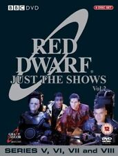 Red Dwarf Just The Shows Volume 2 Digital Versatile Disc DVD Region 2 Bra