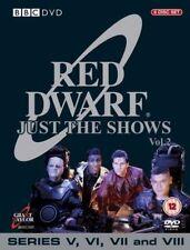 Red Dwarf Just The Shows Volume 2 Digital Versatile Disc DVD Region 2 Bra