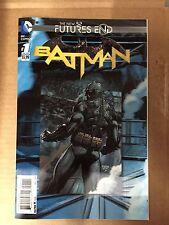 BATMAN FUTURES END #1 3D LENTICULAR COVER 1ST PRINT DC COMICS (2014) NEW 52