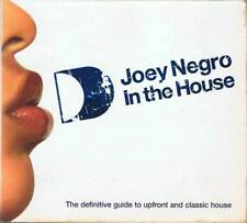Joey Negro - In the House (Cofre 3 CDs)