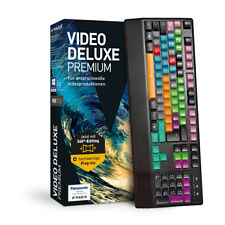 MAGIX Video Deluxe Control 2017 Vollversion Windows De