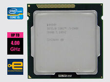 Intel Core i5-2400 UP TO 3.40 GHz - 100% Tested