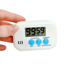 Timer LCD Magnetic Alarm Clock Count Down Up Kitchen Cooking  Electronic Timer