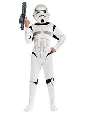 Adult Star Wars Stormtrooper Fancy Dress Costume Imperial Villain Soldier BN