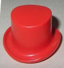 17983 Sombrero copa rojo anaranjado 1u playmobil adffd5aba97
