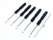 New 5in1 T2 T3 T4 T5 T6 Torx Screwdriver Repair Tool Kits for  Laptop Cell Phone