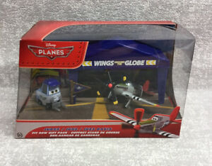 Disney Pixar Planes Judge Pit Row & Pitty Gift Pack New Sealed In Box