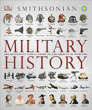 Military History: The Definitive Visual Guide to the Objects of Warfare, Good Co