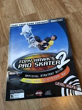Tony Hawk Pro Skater 2 Brady Guide - Guise Only BK1