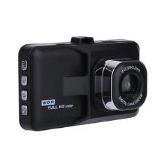 HD 1080P 3'' In Vehicle Car Dash Camera Recorder Cam DVR HDMI G-sensor 32G 16: 9