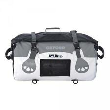 Oxford Aqua De 50 Litros All Weather Impermeable Roll Bolsa motocicletas, motonetas
