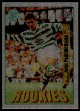 Futera Celtic Fans' Selection 1997-1998 (Chrome) John Paul McBride #36