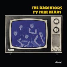 "TV TUBE HEART by RADIATORS THE ltd yellow Vinyl 10""  HIQLP79"