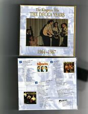 KINGSTON TRIO-DECCA YEARS-3 CD SET + 32 PG BOOK-LONG OUT OF PRINT-BRAND NEW