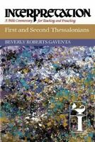 First and Second Thessalonians, Hardcover by Gaventa, Beverly Roberts, Brand ...