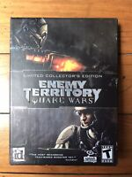 Enemy Territory: Quake Wars PC Limited Collector's Edition