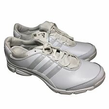 adidas Womens Size 8.5 Sneakers Cheer Sport Cheerleading Shoes White NEW