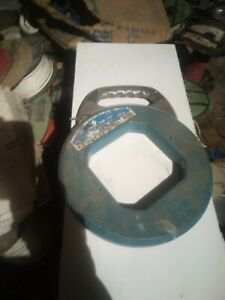 Ideal 240 Ft Fish Tape Wire Pull Used