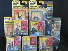 * KRE-O DUNGEONS & DRAGONS SET OF 5 * COMPLETE COLLECTION 1 ALL SEALED *