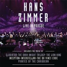 Hans Zimmer Live In Prague Vinyl 4 LP NEW sealed
