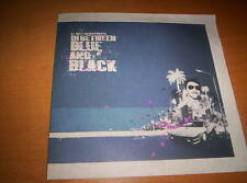 """DJ BUZZ   """"IN BETWEEN BLUE & BLACK""""  (Copy  450 out of 500)    7 INCH 45  2007"""