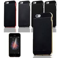 Coque Carbone Apple iPhone 5 6 7 Etui Housse Anti Choc TPU Silicone Lincivius®