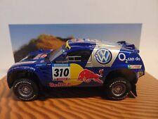VW Race Touareg * Dakar 2005 * Kleinschmidt / Pons * 310 * Minichamps