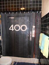 Old New York Series Lee's Mardi Gras Door Shower Curtain Drag Queen Transgender